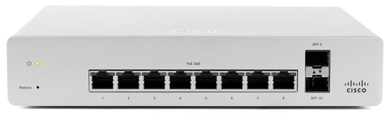 Cisco Managed Switch 8 Port Poe D Link Dgs 1100 08p