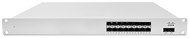 Cisco Meraki MS410-16: 16 Port 10 GbE Aggregation Switch