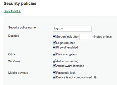 Define-Security-Policies